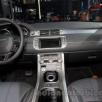 China made Range Rover Evoque cabin at 2014 Guangzhou Auto Show