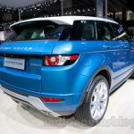 China made Range Rover Evoque rear quarter at 2014 Guangzhou Auto Show