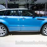 China made Range Rover Evoque side at 2014 Guangzhou Auto Show