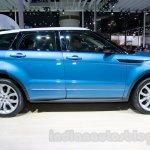 China made Range Rover Evoque side at 2014 Guangzhou Auto Show