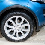 China made Range Rover Evoque wheel at 2014 Guangzhou Auto Show