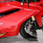 Ducati 1299 Panigale cowl at EICMA 2014
