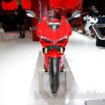 Ducati 1299 Panigale front at EICMA 2014
