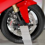 Ducati 1299 Panigale front disc brake at EICMA 2014