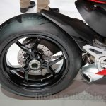 Ducati 1299 Panigale rear wheel at EICMA 2014