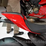 Ducati 1299 Panigale seat at EICMA 2014
