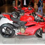 Ducati 1299 Panigale side at EICMA 2014