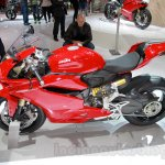 Ducati 1299 Panigale side view at EICMA 2014
