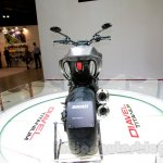 Ducati Diavel Titanium rear at EICMA 2014