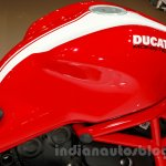 Ducati Monster 1200 S Stripe fuel tank at the EICMA 2014