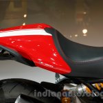 Ducati Monster 1200 S Stripe seat at the EICMA 2014