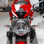 Ducati Monster 821 Stripe headlamp at EICMA 2014