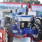 Escorts Framtrac 6050 4x4 at Agritech India