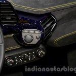 Ferrari 458 Speciale A controls at Guangzhou Auto Show 2014