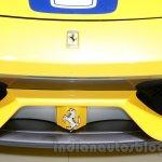Ferrari 458 Speciale A grille at Guangzhou Auto Show 2014