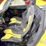 Ferrari 458 Speciale A seats at Guangzhou Auto Show 2014