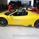 Ferrari 458 Speciale A side at Guangzhou Auto Show 2014