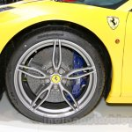 Ferrari 458 Speciale A wheel at Guangzhou Auto Show 2014