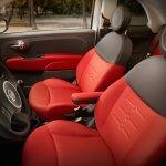 Fiat 500 Ribelle special edition interior