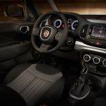 Fiat 500L Urbana Trekking special edition interior