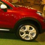 Fiat 500X Mopar 18-inch wheel