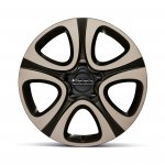 Fiat 500X Mopar alloy wheel design 1