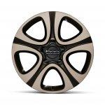 Fiat 500X Mopar alloy wheel design 1