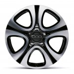 Fiat 500X Mopar alloy wheel design
