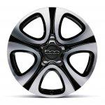 Fiat 500X Mopar alloy wheel design