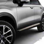 Fiat 500X Mopar chrome side moulding