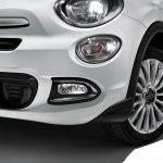 Fiat 500X Mopar foglight surround