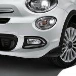 Fiat 500X Mopar foglight surround
