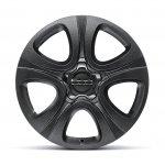 Fiat 500X Mopar grey alloy wheels