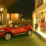 Fiat 500X Mopar red
