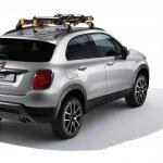 Fiat 500X Mopar roof carrier