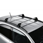 Fiat 500X Mopar roof rack