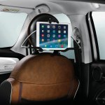 Fiat 500X Mopar tablet holder