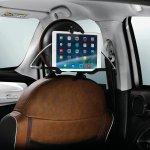 Fiat 500X Mopar tablet holder