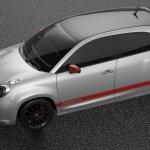 Fiat 600 rendering side