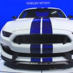 Ford Shelby GT350 Mustang at the 2014 Los Angeles Auto Show