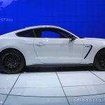 Ford Shelby GT350 Mustang side at the 2014 Los Angeles Auto Show