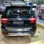 Foton Sauvana LX accessorized rear at the 2014 Guangzhou Auto Show