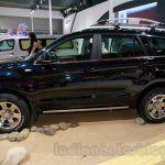 Foton Sauvana LX accessorized side at the 2014 Guangzhou Auto Show