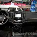 Foton Sauvana dashboard at the 2014 Guangzhou Auto Show