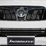 Foton Sauvana grille at the 2014 Guangzhou Auto Show