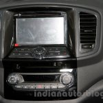 Foton Sauvana infotainment at the 2014 Guangzhou Auto Show