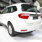 Foton Sauvana rear three quarters left at the 2014 Guangzhou Auto Show