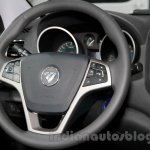 Foton Sauvana steering wheel at the 2014 Guangzhou Auto Show