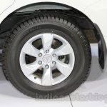 Foton Sauvana wheel at the 2014 Guangzhou Auto Show