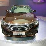 GAC Trumpchi GA6 front at Guangzhou Auto Show 2014